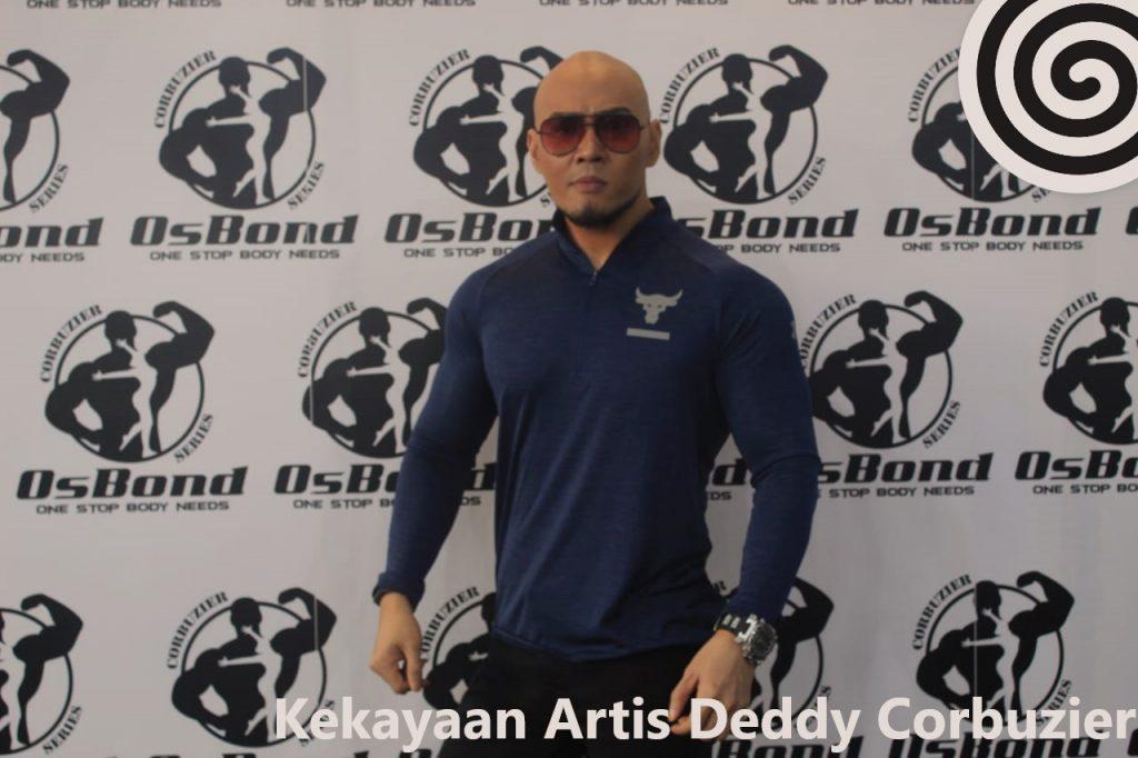 Kekayaan Artis Deddy Corbuzier